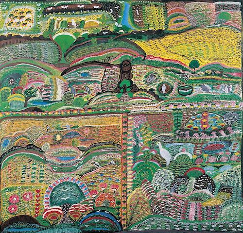 Gertie Huddleston (born circa 1933) Roper River, 1998