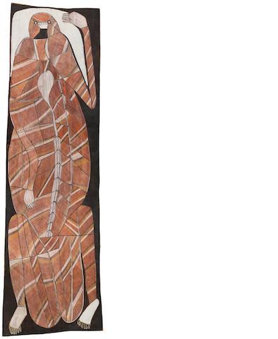 John Mawurndjul (born circa 1952) Buluwana, 2001