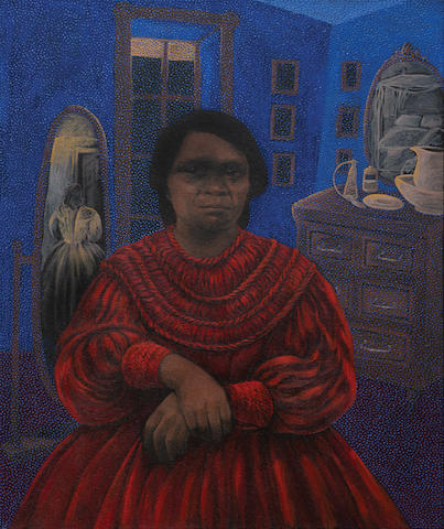 Julie Dowling (born 1969) The Maid, 2002