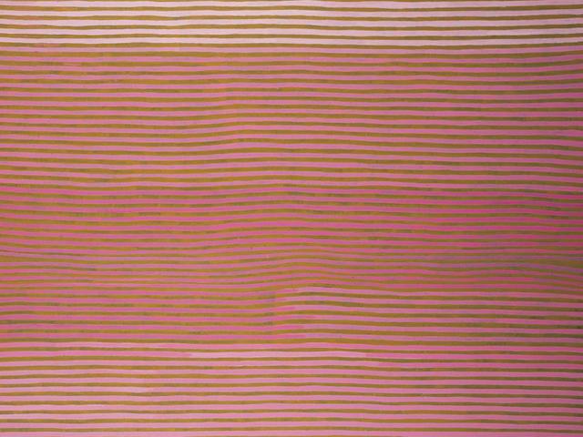 Mick Namarari Tjapaltjarri (circa 1926-1998) Untitled (Rain Dreaming at Nyunmanu), 1994
