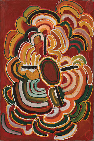 Muntja Nungurrayai (1933-1998) Untitled, 1994