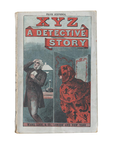 GREEN (ANNA KATHARINE)  X.Y.Z. a Detective Story, 1883; and others (38)