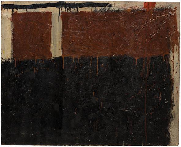 John Firth-Smith (born 1943) Far-De-Ing-Ding, 1962