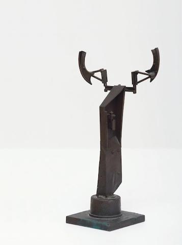 Robert Klippel (1920-2001) Opus 608, 1984 15.5 x 8.3 x 5cm (6 1/8 x 3 1/4 x 1 15/16in).