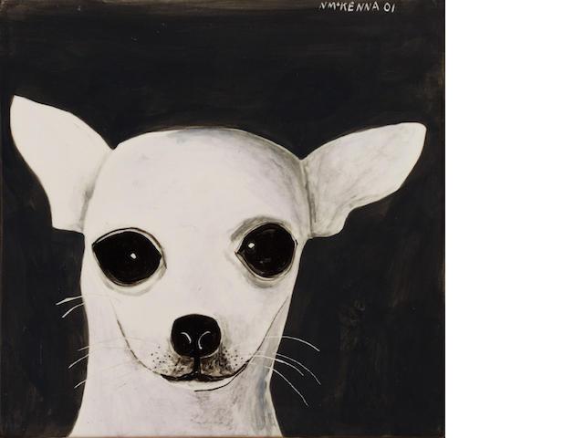 Noel McKenna (born 1956) Untitled (Chihuahua), 2001