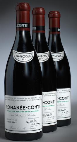 Romanée-Conti 1997 (3)