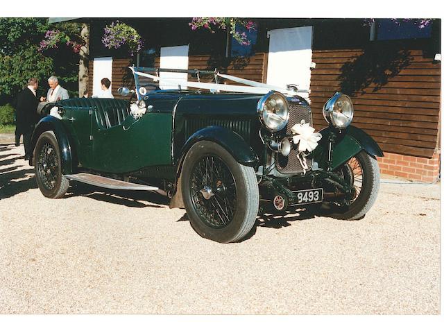 1931 Lagonda 2-litre Low Chassis Tourer