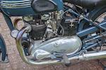 1950 Triumph 650cc 6T Thunderbird