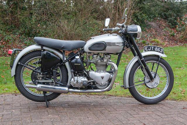 1951 Triumph 500cc T100