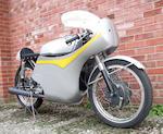 1963 Honda 125cc CR93