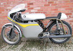 1962 Honda 125cc CR93 Racing Motorcycle Frame no. CR93 310 0106 Engine no. CR93E 310 0132