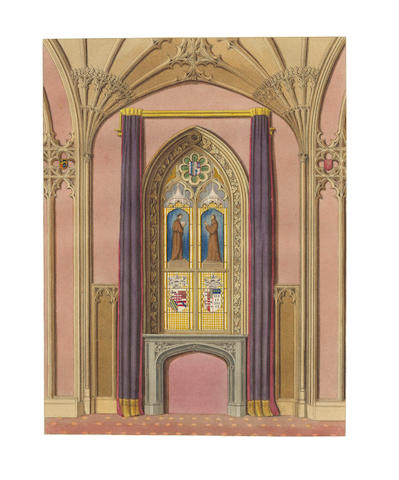 BRITTON (JOHN) Graphical and Literary Illustrations of Fonthill Abbey, 1823