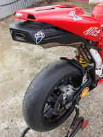 Offered from the estate of the late Clifford Jones, built by Ducati Corse,2007 Ducati 999 'Desmosedici Casey Stoner Replica' Frame no. ZDM01010106