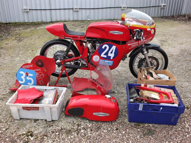 Ex-Mal Kirwan Harley Davidson Aermacchi