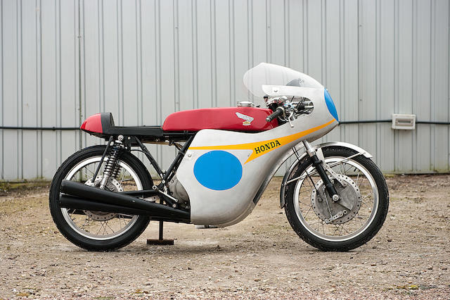 Honda CB Racing Motorcycle
