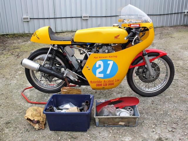Ex-Mal Kirwan Honda CB350