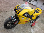 Offered from the estate of the late Clifford Jones,Yamaha Rotax 690cc Supermono Racing Motorcycle Frame no. ST-ROT-49625