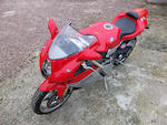 Offered from the estate of the late Clifford Jones,2004 MV 750cc F4SR Frame no. ZCGF401BD4V006956 Engine no. 50629