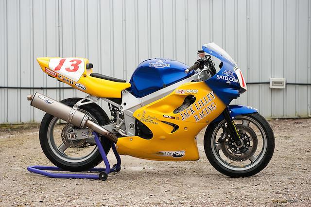 Triumph TT600 JL (Jack Lilley)