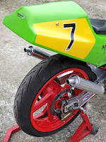 Offered from the estate of the late Clifford Jones,c.1991 Kawasaki 249cc KR-1S Racing Motorcycle Frame no. KR250C-007082