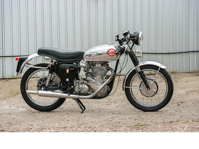 BSA 500cc Gold Star