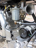 Offered from the estate of the late Clifford Jones,1952 Vincent 498cc Comet Engine no. F5AB/2A/9323