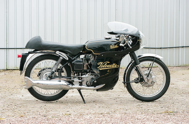 Offered from the estate of the late Clifford Jones,c.1954 Velocette 499cc 'Venom to Thruxton specification' (see text) Frame no. RS4418G Engine no. VM1978