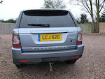 Property of a deceased's estate; one owner from new,2010 Range Rover Sport 3.0 TDV6 HSE  Engine no. 0487024306DT
