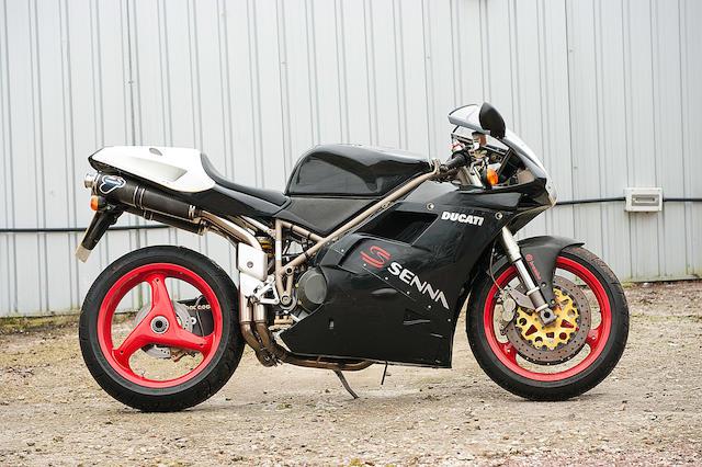 Ducati 916 Senna (Number 280)