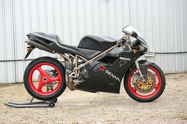 Ducati Senna (Number 249)