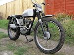 1967 Triumph 199cc Commerfords Cub