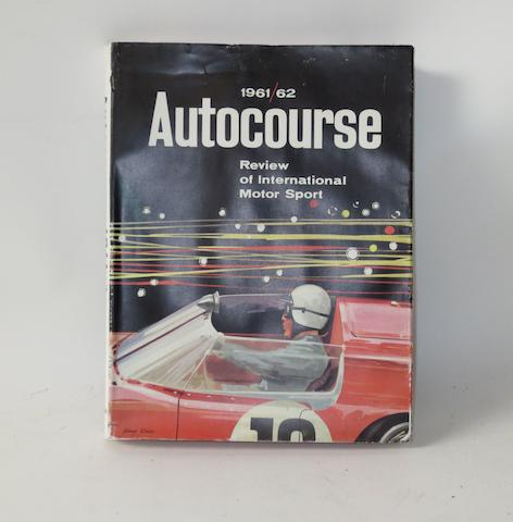 Autocourse: A Review Of International Motor Sport, 1961/62,