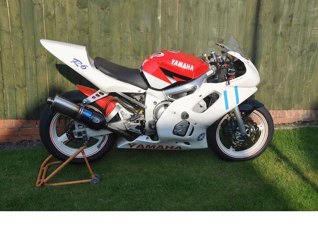 2002 Yamaha 599cc R6