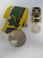 Cadet Forces Medal,