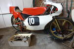 c.1980 MBA 125cc Racing Motorcycle Frame no. to be advised Engine no. to be advised