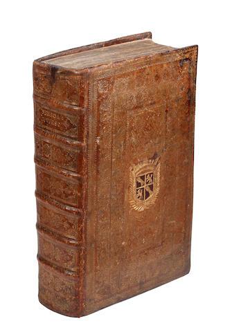 SENECA (LUCIUS ANNAEUS) Opera, 1628