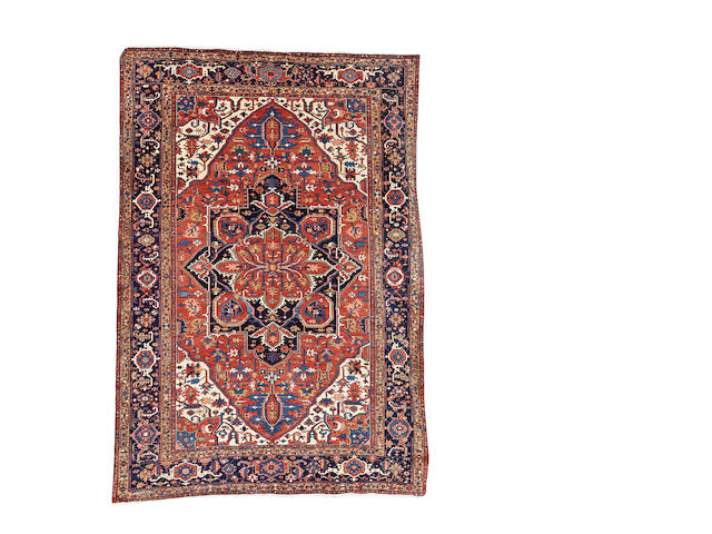 A Karaja carpet, North West Persia, 379cm x 263cm