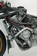 The factory prototype, World Endurance Championship,2001 MV Agusta 952cc F4 Production Racing Motorcycle Engine no. 952R2