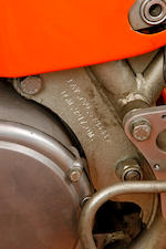1972 Laverda 750cc SFC Frame no. 750.6.8333 Engine no. 750.8333