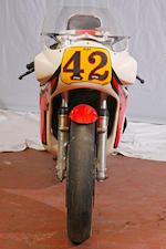 c.1979 Yamaha TZ750 Racing Motorcycle Frame no. 409-200366 Engine no. 409-200203