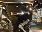 1974 Triumph T150 Trident