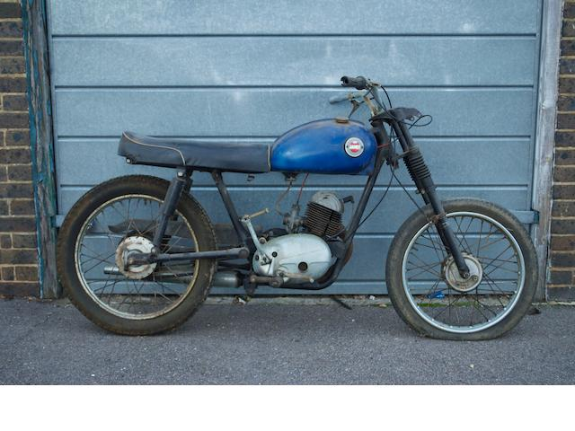 1965 James 149cc M16