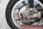 1961 BMW 980cc R69S Racing Outfit