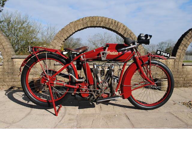 1915 Indian 680cc Model B
