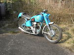1937 Excelsior 250cc Model G11 Manxman Frame no. MG580 Engine no. BRA100S