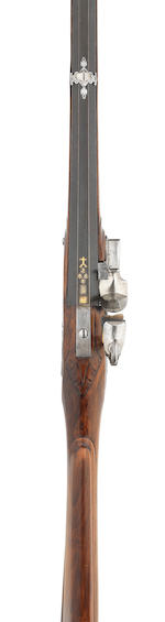 A Spanish 20-Bore Madrid-Lock Sporting Gun