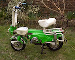 1975 Moto Graziella 47cc Folding Scooter