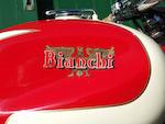 c.1958 Bianchi 175cc Tonale 4T Frame no. 232861 Engine no. 232861