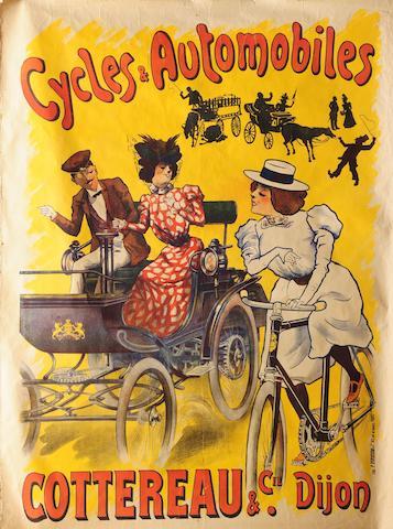 A Cottereau & Co poster after Misti,