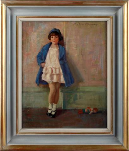 Harry John Pearson (British, 1872-1933) 'Madeleine'